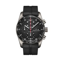 Porsche Design Chronotimer Titanium Black