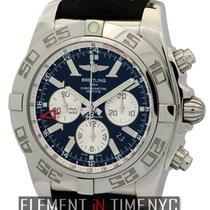 Breitling Chronomat GMT Zeljezo 47mm Crn