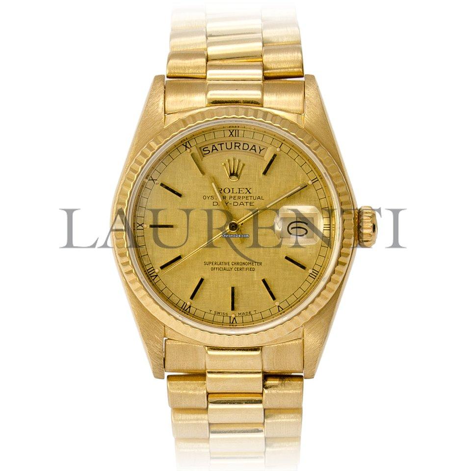 adb9542fb33 Rolex Day-Date - Todos os preços de relógios Rolex Day-Date na Chrono24