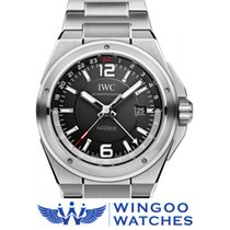 IWC - INGENIEUR DUAL TIME TITANIO Ref. IW324402