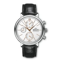 IWC Portofino Chronograph IW391031 2020 neu