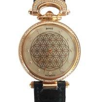 Bovet Chateau de Motiers Fleur de Vie Rose Gold Watch