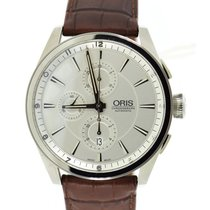 Oris Steel 44mm Automatic 7644 new United States of America, New York, New York