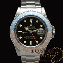 Rolex GMT-Master 1675 Gilt Glossy Dial Untouched
