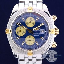 Breitling Chronomat Evolution Blue 44MM Stunning Condition