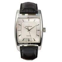 Eterna Madison Three-Hands 7711.41.61.1177 Handaufzug Stahl...