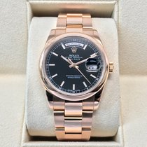 Rolex Day-Date Rosegold 36mm LC-100
