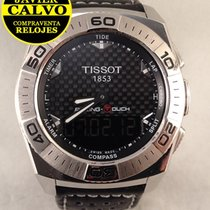 Tissot Racing-Touch usados 42mm Acero