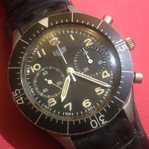 Heuer 1550 SG 1970 pre-owned