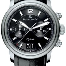 Blancpain Leman Flyback Chronograph & Big Date