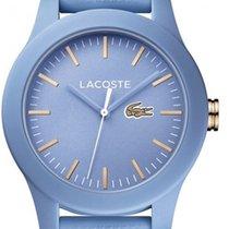 Lacoste 38mm Quartz 2001004 new