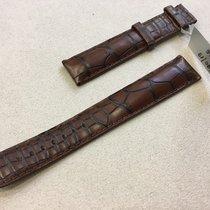Montblanc Brown Semi-Matt Alligator Strap for STAR 39mm