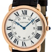 Cartier Ronde Louis Cartier 36mm Silver United States of America, California, Los Angeles