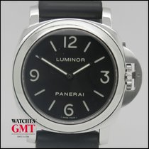 Panerai Luminor Base PAM 112 Stainless Steel