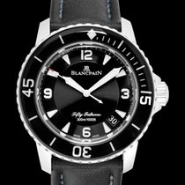 Blancpain Steel 45.00mm Automatic 5015-1130-52 new United States of America, California, San Mateo