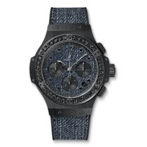 Hublot Big Bang Jeans Ceramic 41mm Blue United States of America, New York, New York