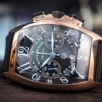 Franck Muller Mariner pre-owned 43mm Rose gold