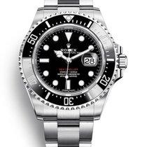 Rolex Sea-Dweller 4000 Сталь 43mm Чёрный Без цифр Россия, Москва