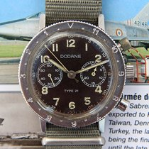Dodane Chronograph 38mm Manual winding 1979 pre-owned Brown