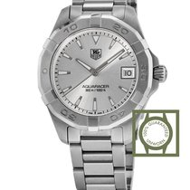 TAG Heuer Aquaracer Lady Staal 32mm Zilver