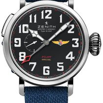 Zenith Pilot Type 20 GMT Black United States of America, Florida, North Miami Beach
