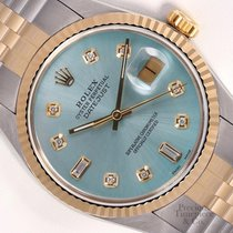 Rolex Steel 36mm Automatic Datejust II pre-owned