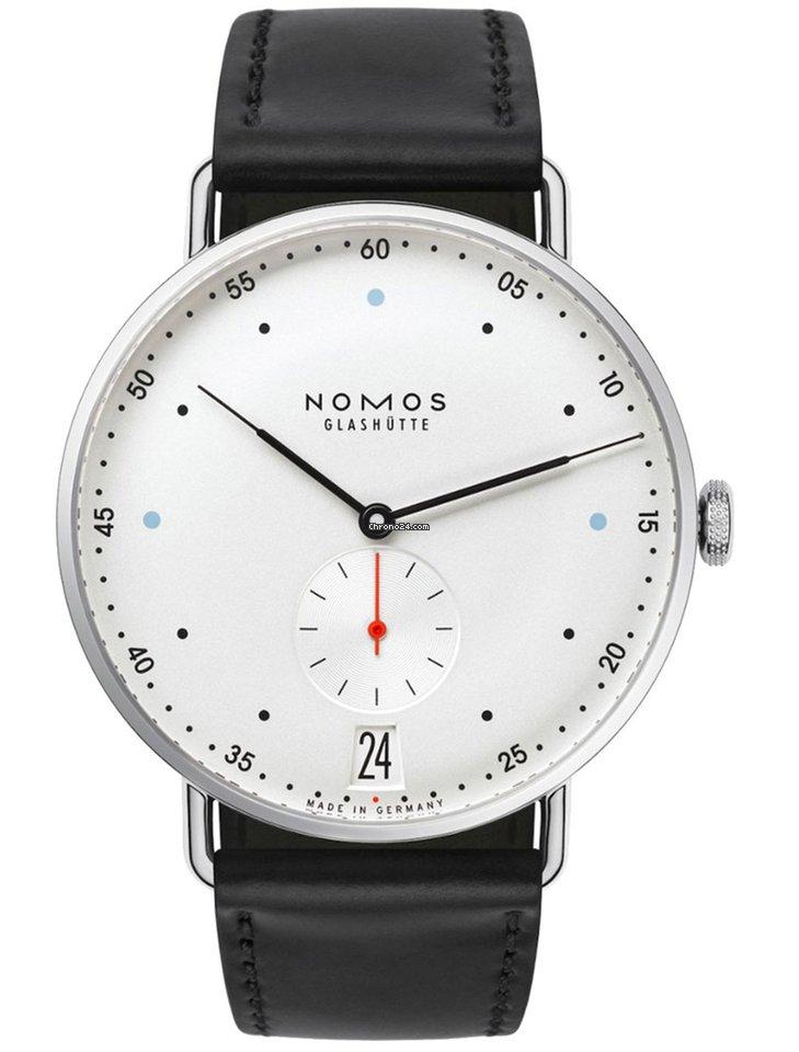 NOMOS Metro 38 Datum 1102 2021 new