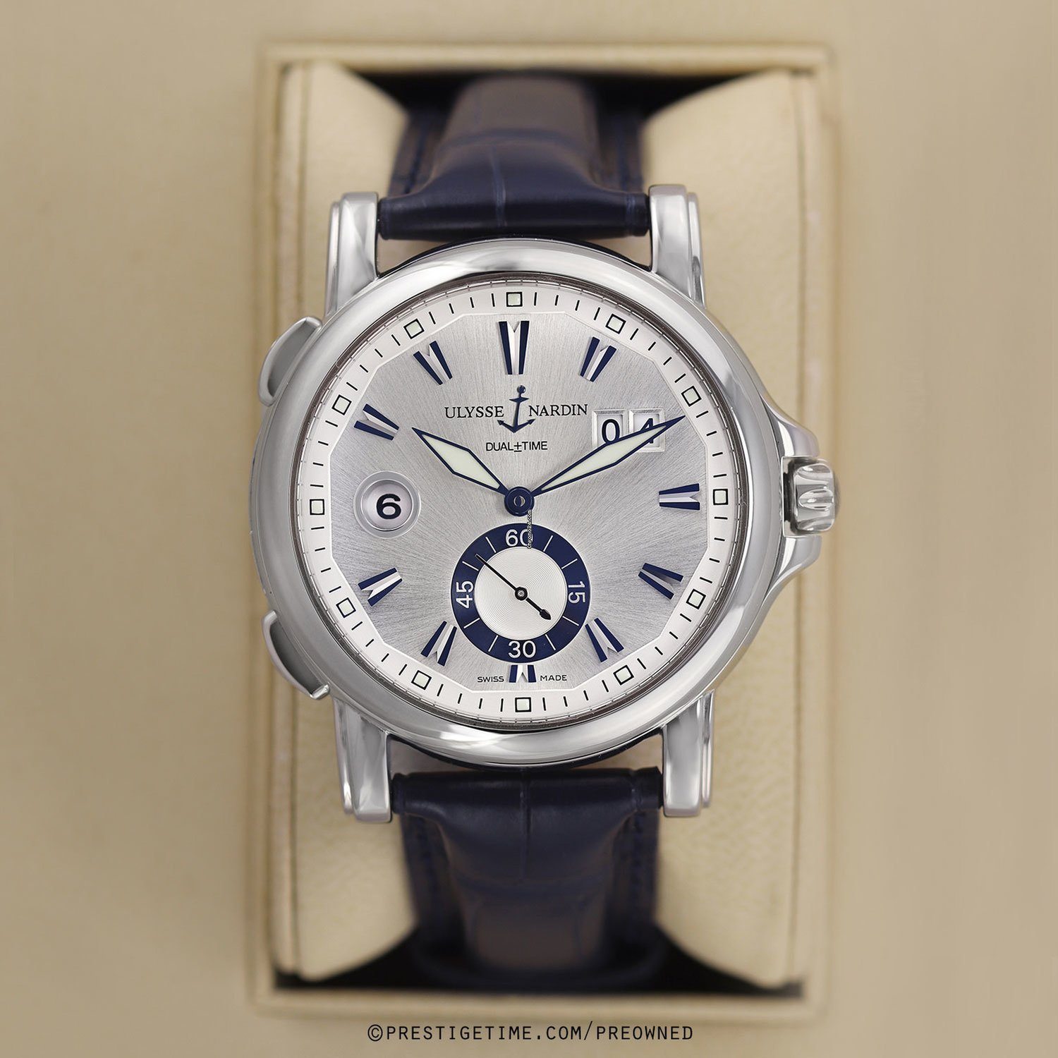 Ulysse Nardin 243-55/91 for Rp  59,139,772 for sale from a