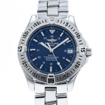 Breitling Colt Automatic Steel 38mm Blue United States of America, Georgia, Atlanta