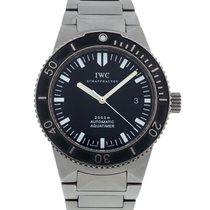 IWC Aquatimer Automatic 2000 IW3536-01 pre-owned