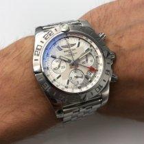Breitling Chronomat 44 GMT AB042011/G745-375A 2015 new