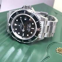 Rolex Sea-Dweller Steel 40mm Black No numerals Thailand, Bangkok