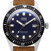 Oris Divers Sixty Five Steel 42mm Blue