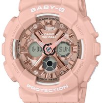 Casio Baby-G 43mm Pink