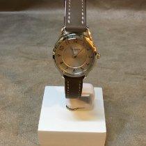 Hermès Slim d'Hermès new 2015 Quartz Watch with original box and original papers 041733WW00