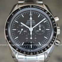 Omega Speedmaster Professional Moonwatch Steel 42mm Black No numerals United States of America, Massachusetts, Milford