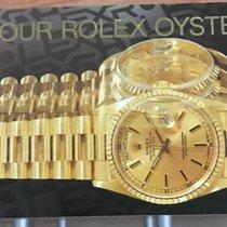 Rolex brukt