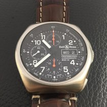 Bell & Ross Chronograph and steel