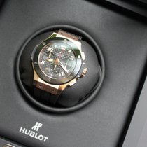 Hublot Red gold Automatic Black Arabic numerals 41mm new Big Bang 41 mm