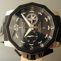 Corum ADMIRAL'S CUP CHRONOGRAPH 50MM LEFT HANDED PVD