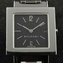 Bulgari Orologio da donna Quadrato 27mm Quarzo usato Solo orologio