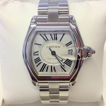Cartier Roadster W62025V3 - Serviced By Cartier
