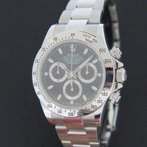 Rolex Daytona Black Dial 116520