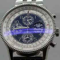 Breitling Montbrillant Olympus Stahl 42mm Blau Arabisch Deutschland, Eisenach