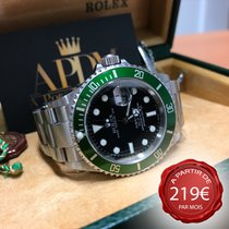 Rolex Submariner Date 50ème anniversaire  FAT FOUR Full set