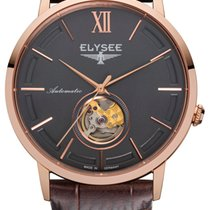 Elysee Steel 41,5mm Automatic Elysee   77012B Picus Automatik new