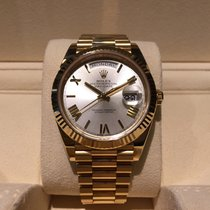 Rolex Day-Date 40mm Full Yellow Gold B&P