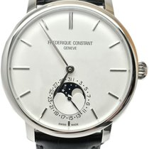 Frederique Constant Slimeline Moonphase FC-705S4S6