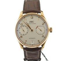IWC IW500701 Or rose 2020 Portuguese Automatic 42.3mm nouveau