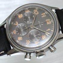 Omega Military Steel Chronograph cal. 27CHRO